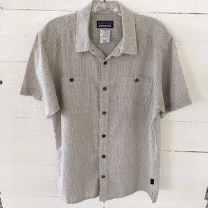 Men's Patagonia Hemp Shirt
